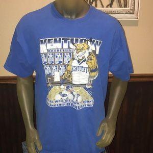 Vintage 1998 University of Kentucky Wildcats Tee